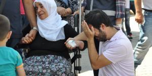 Şehit Ahmet Gülbahar ve Oğlu Utku Gülbahar Gözyaşlarıyla Toprağa Verildi!