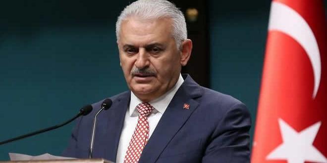 Başbakan Binali Yıldırım Cumartesi Günü Kahramanmaraş'ta.