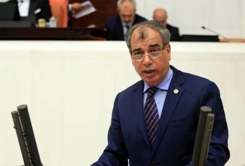 Fahrettin Oğuz Tor Meclis Kürsüsündeydi. Mezhep Kışkırtmalarına Değindi. Birlik Beraberlik Mesajı Verdi