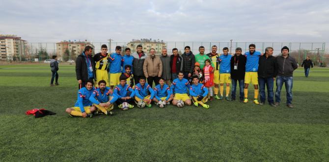 Afşin Belediyespor, Kahramansarayspor' u Rahat Geçti.
