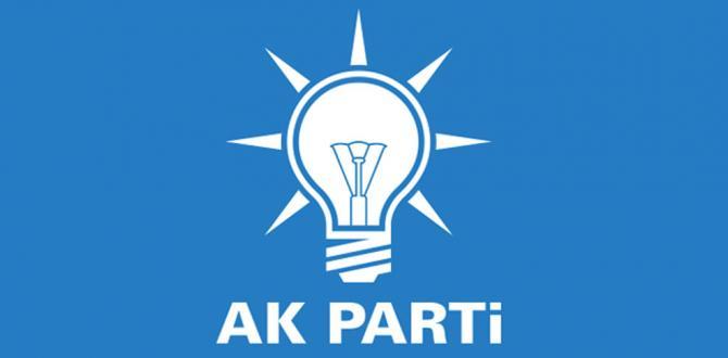 Ak Parti Yeni Yönetim Listesi Açıklandı.