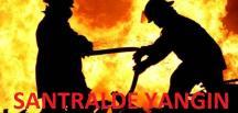 A Termik Santrali'nde Yangın: 3 Yaralı!