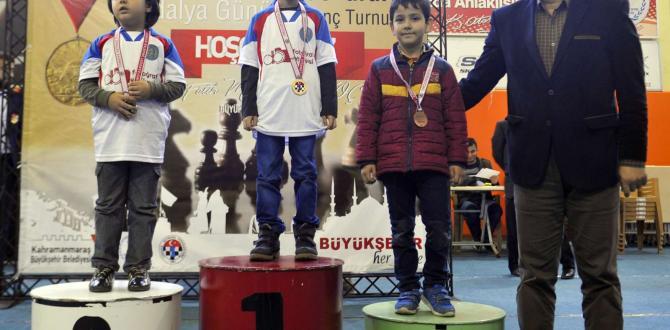 Satranç Turnuvası Sonuçlandı.