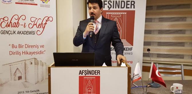AFŞİNDER 'DEN ANLAMLI PROGRAM.
