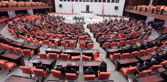 Meclis olağanüstü toplanıyor!