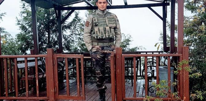 Karakol Saldırısında Afşinli Uzman Yaralandı.