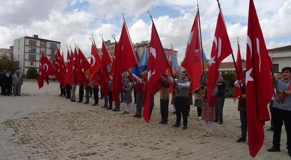 CUMHURİYET BAYRAMI KUTLANDI.