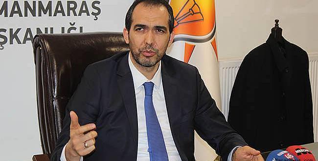 """ÖZDEMİR, """"Ak Parti İlçe Başkanlığı'na Atama Yapılacak"""""""