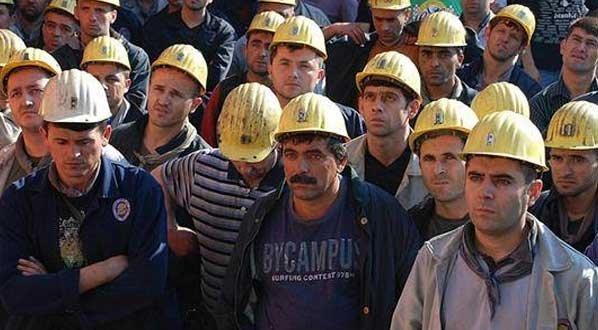 EUAŞ Taşeron İşçileri Kadro Bekliyor.