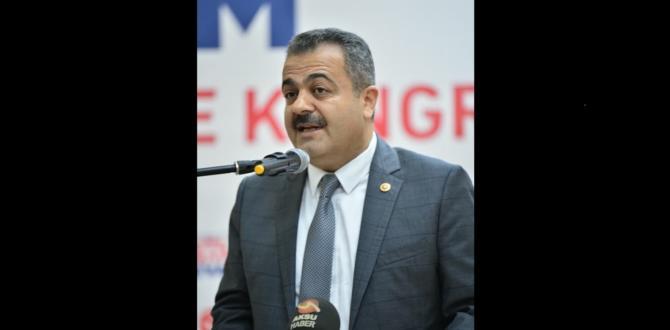 """Milletvekili Çitil, """"KİT'lerde Çalışanların Taleplerini İlettik."""""""