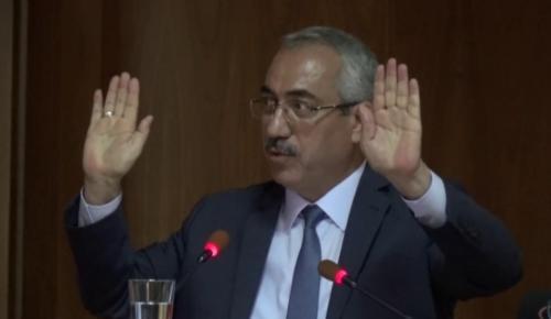 KSÜ Rektörü Görevinden Alındı.