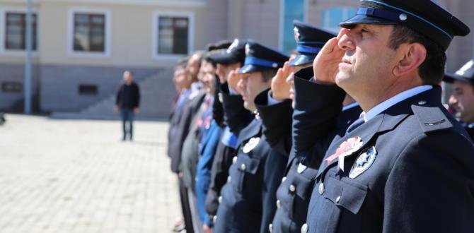 """Başkan Güven; """"Türk Polis Teşkilatımız 173. Yıldönümü Kutlu Olsun."""""""