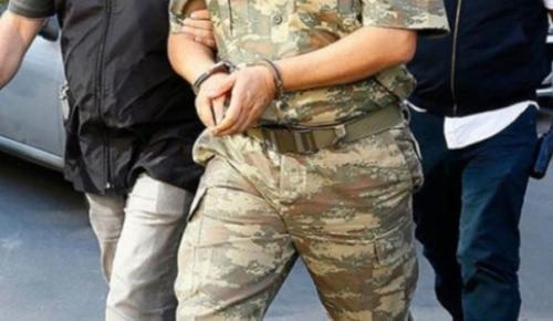 Nurhak İlçe Jandarma Komutanına Gözaltı.