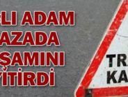 Afşin'de Hafriyat Kamyonunu Can Aldı.