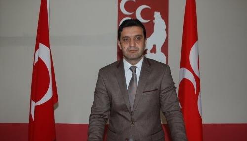 Afşin MHP'den Montaj Habere Açıklama Geldi.