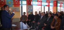 Millet İttifakı Afşin'de Meclis Üyelerini Tanıttı