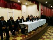 """Özdemir; """"EÜAŞ İşçileri Mağdur Edilmeyecek"""""""