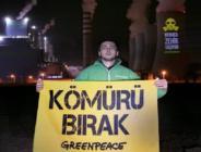 """Greenpeace'den """"Bu Baca Zehir Saçıyor""""Mesajı"""