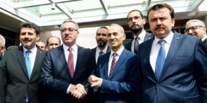 TBB'DEN BÜYÜKŞEHİR'E 6 ARAÇ.