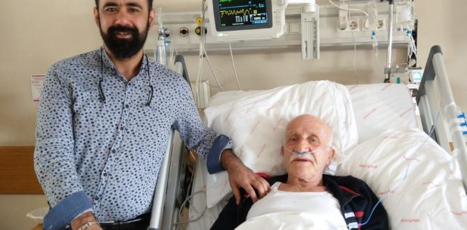Afşinli Doktor Akciğer Hastasını Acil Kararıyla Sağlığına Kavuşturdu!