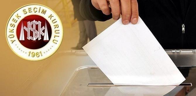 İşte Sandık Sandık Seçim Sonuçları