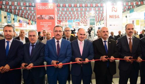 Anadolu'nun En Büyük Kitap Fuarı Açıldı.
