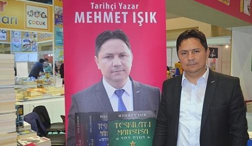 Tarihçi Yazar Mehmet Işık Afşin'de Konferans Verecek.