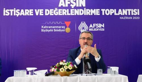 Afşin'e 150 milyon liralık yatırım