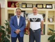MÜSİAD ESKİ GENEL BAŞKANI BAYRAMOĞLU'NDAN, AFŞİN'E ZİYARET