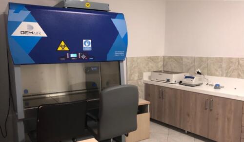 Elbistan Devlet Hastanesine PCR Laboratuvarı Açılıyor!