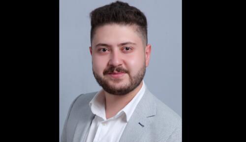 Recep Tayyip Kaya Gençlik Kolları Başkanlığına Aday Oldu.
