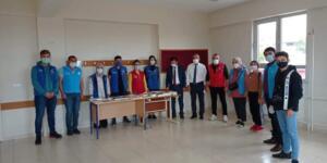 Gençlik Merkezi Müdürlüğünden Öğrencilere Destek!