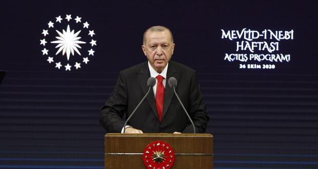 Cumhurbaşkanı Erdoğan'ın boykot çağrısına ilk destek geldi