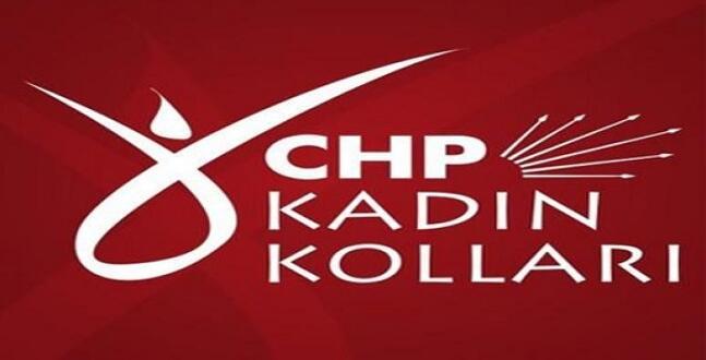 CHP Kadın Kolları Kadına Yönelik Şiddet'i Kınadılar!