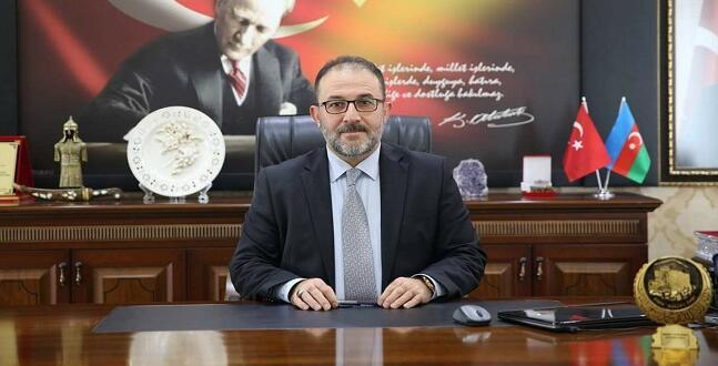 Afşin Belediye Başkanı Mehmet Fatih Güven'in Kovid-19 Testi Pozitif Çıktı!