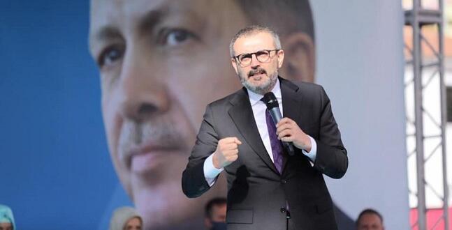 Mahir Ünal'dan Kılıçdaroğlu'na Sert Tepki!
